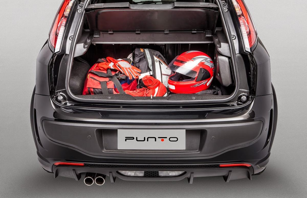 2020 Fiat Punto Research New