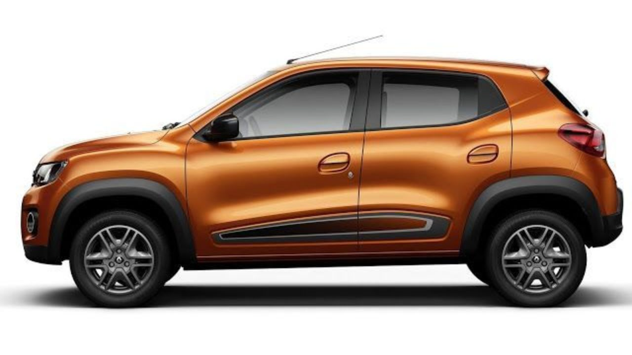2020 Renault Kwid Engine