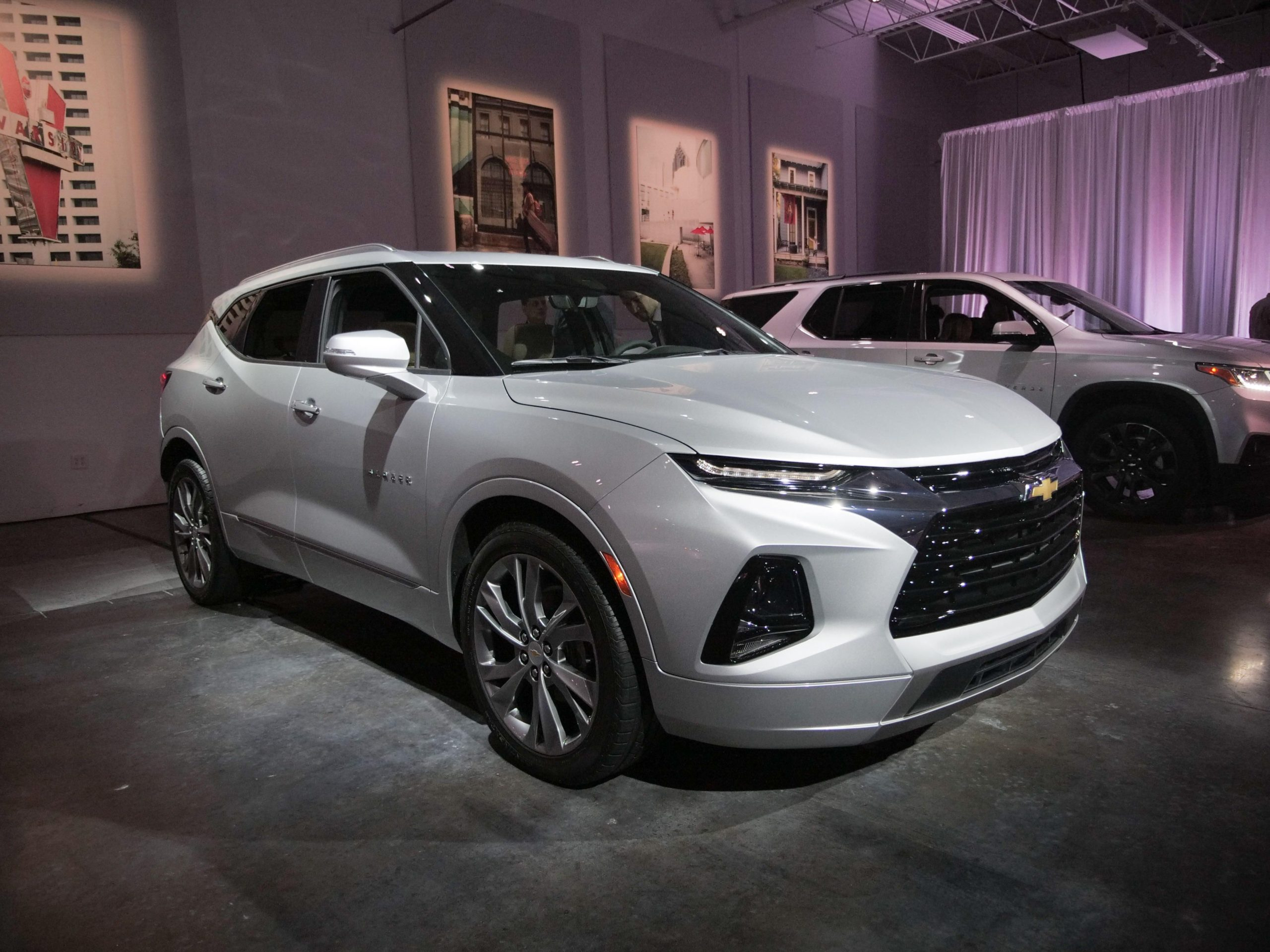 2021 The Chevy Blazer Release Date and Concept