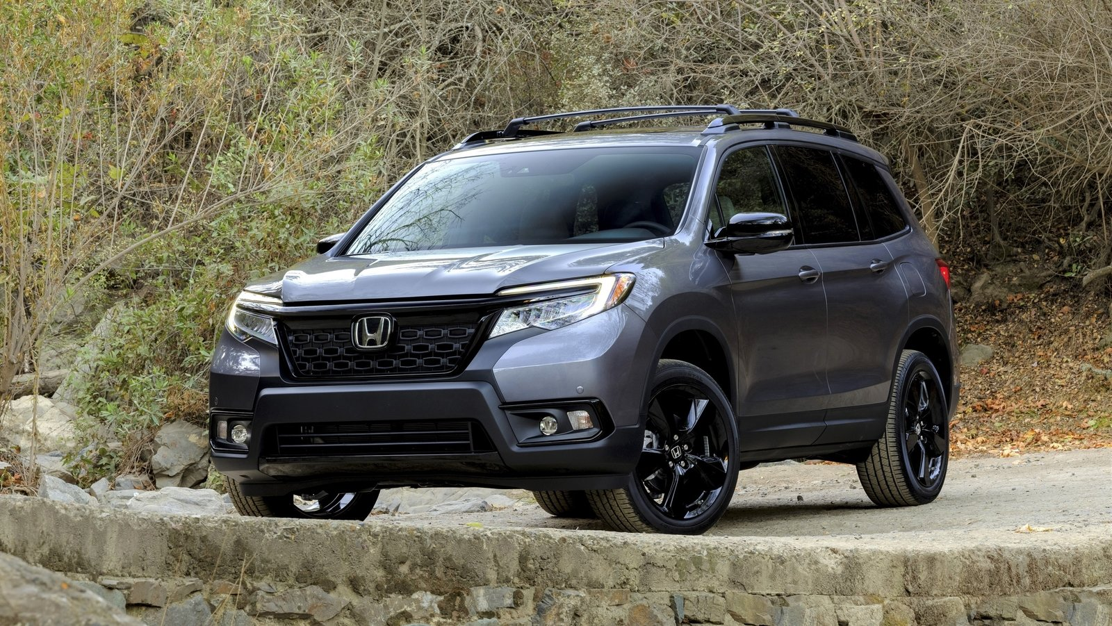 2020 Honda Pilot New Review