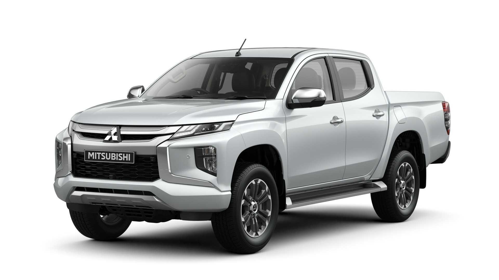 2021 Mitsubishi L200 Price