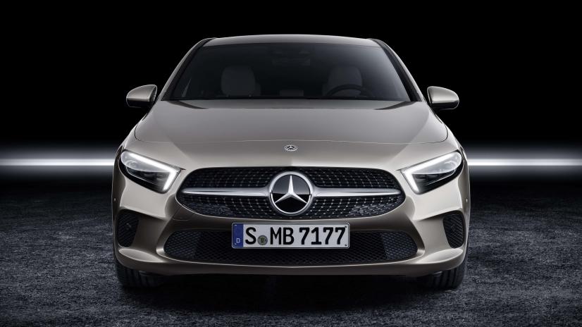 Mercedes-Benz A-Klasse Limousine 2021 → Preis, Verbrauch ...