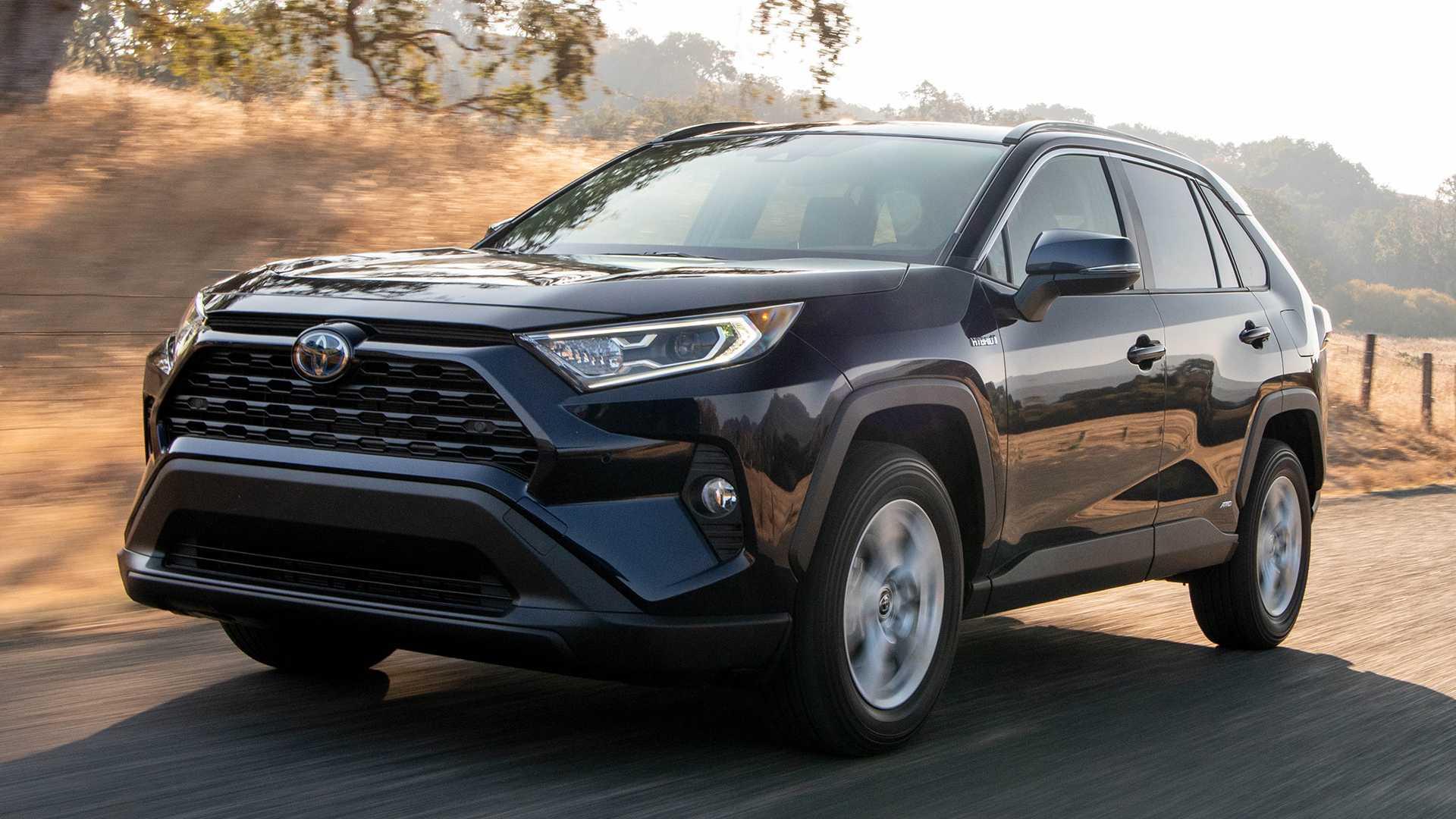 2021 Toyota Rav4 Hybrid Pricing