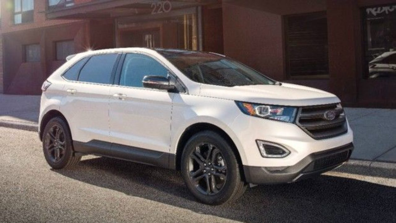 2020 Ford Edge Sport Wallpaper