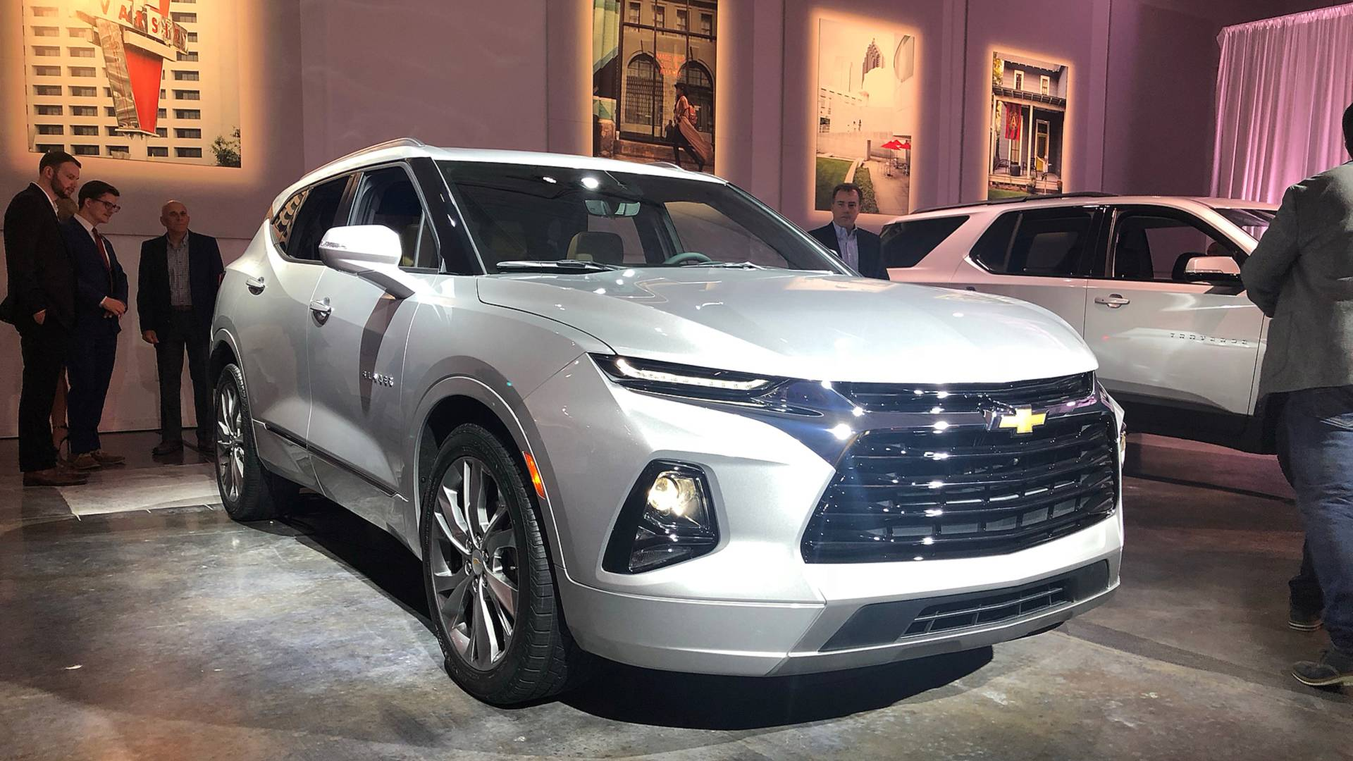 2021 The Chevy Blazer Specs and Review