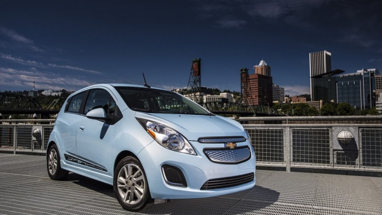 2020 Chevrolet Spark Price and Review