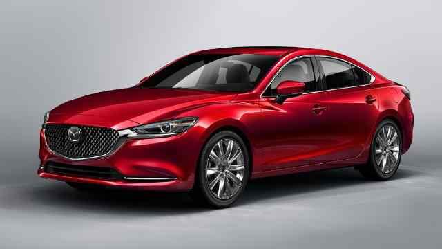 Mazda 6 Technische Daten 2021