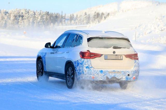 Neue BMW iX3 2021: Preis, Datenblatt, Technische Daten