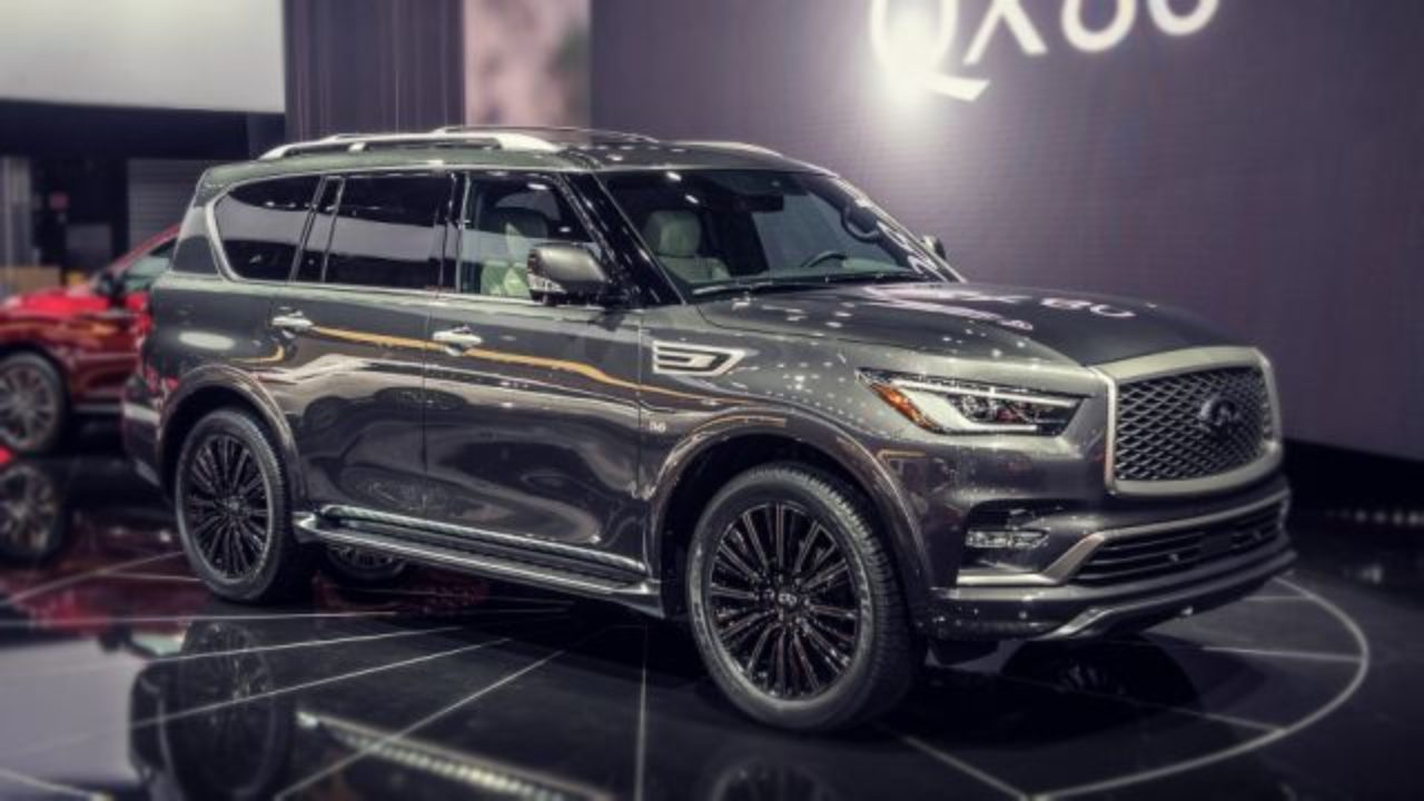 2020 Infiniti Qx80 Suv New Review