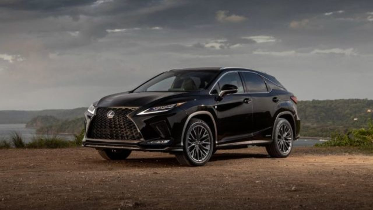 2021 Lexus Rx 350 F Sport Suv Review and Release date