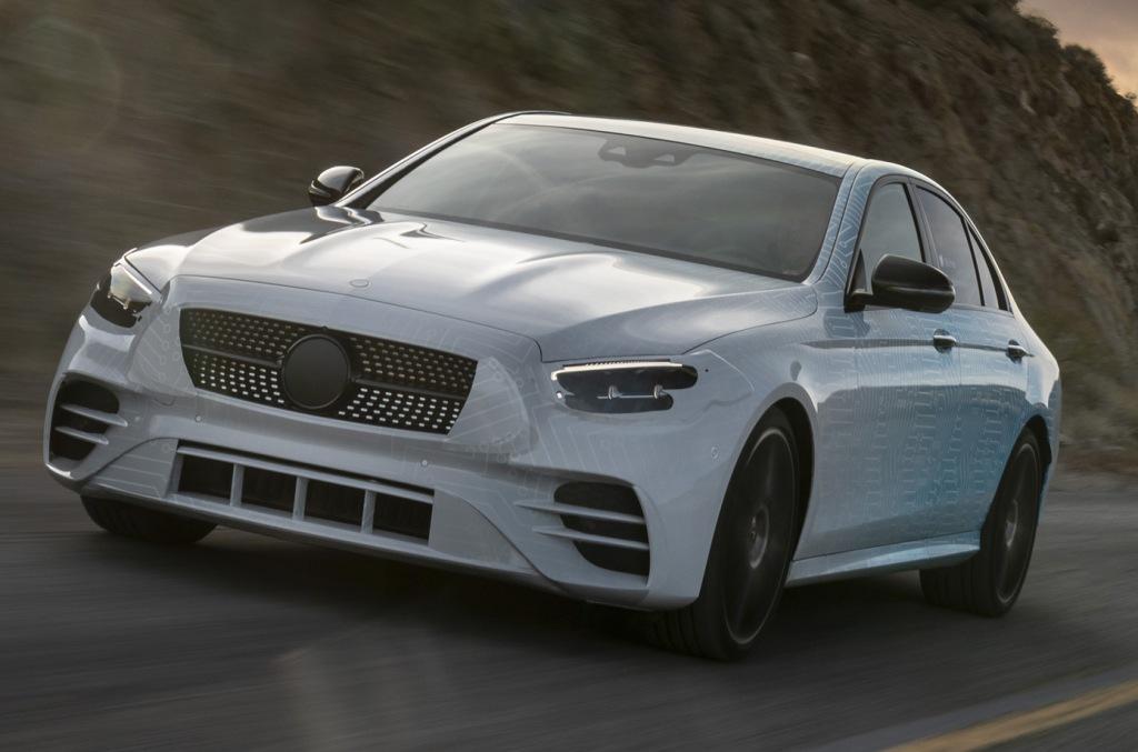 Mercedes-Benz E-Klasse 2021: Preis, Datenblatt, Technische ...