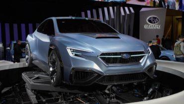 Subaru 2020 Neue Autos