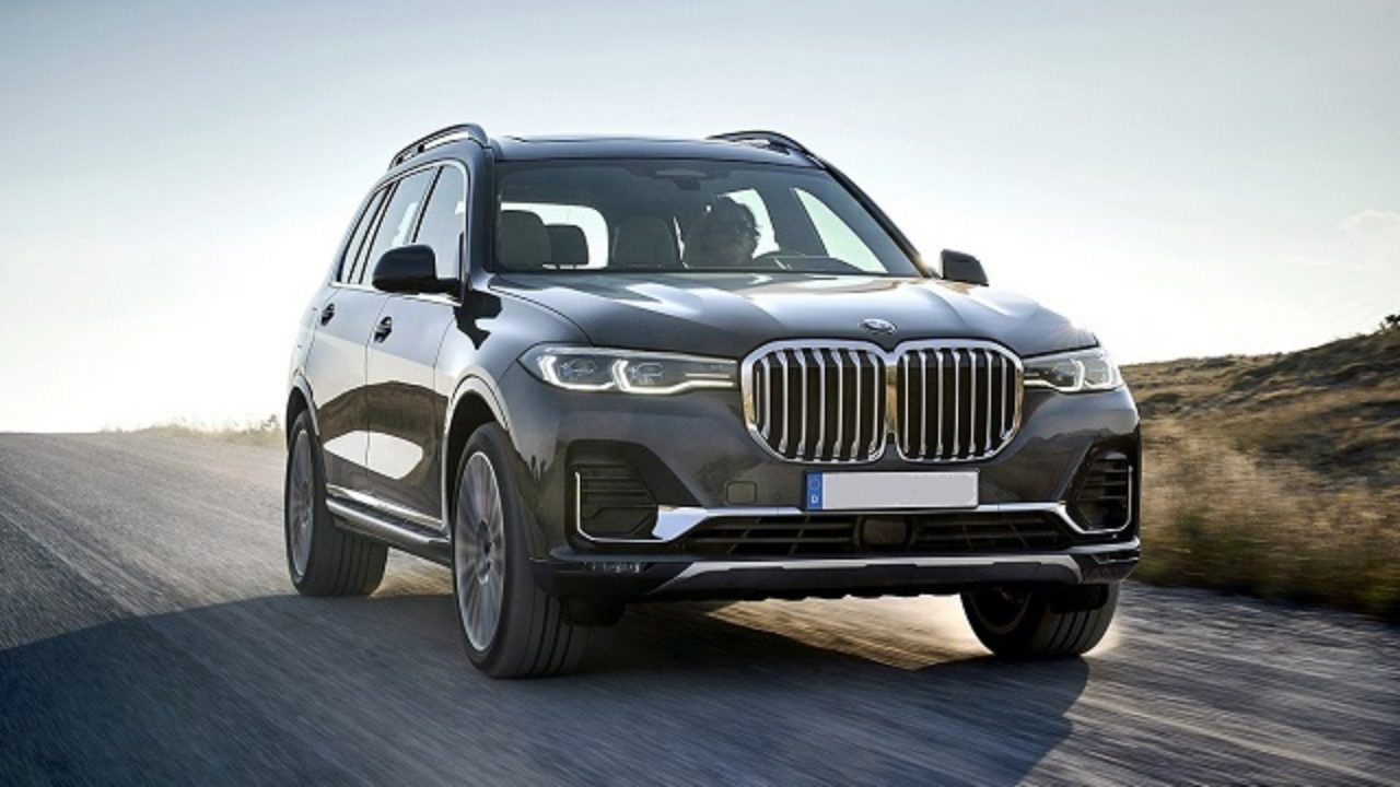 2021 BMW X7 Suv Performance and New Engine