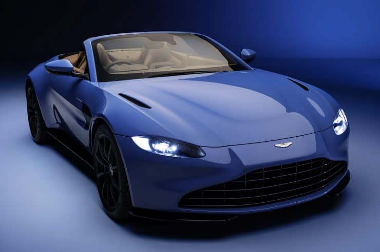 Aston Martin Vantage Roadster 2021 Preis Datenblatt Technische Daten