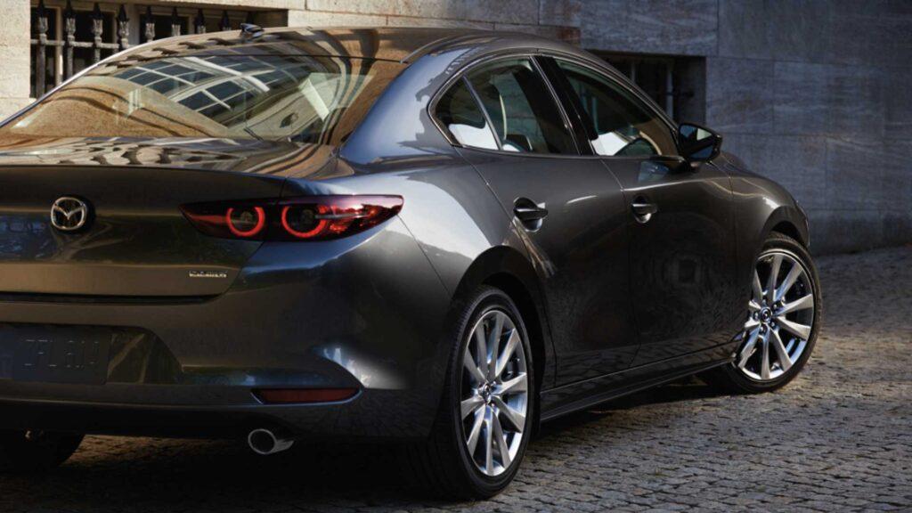 Mazda 3 2021: Preis, Datenblatt, Technische Daten