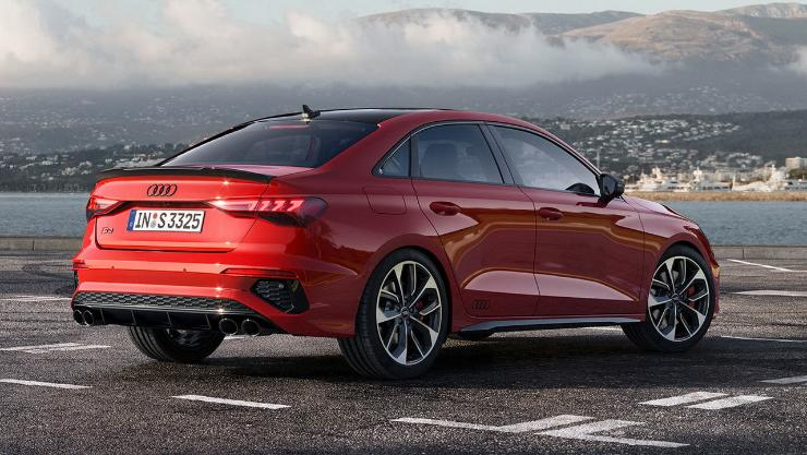 Neuer Audi S3 2021: Preis, Datenblatt, Technische Daten