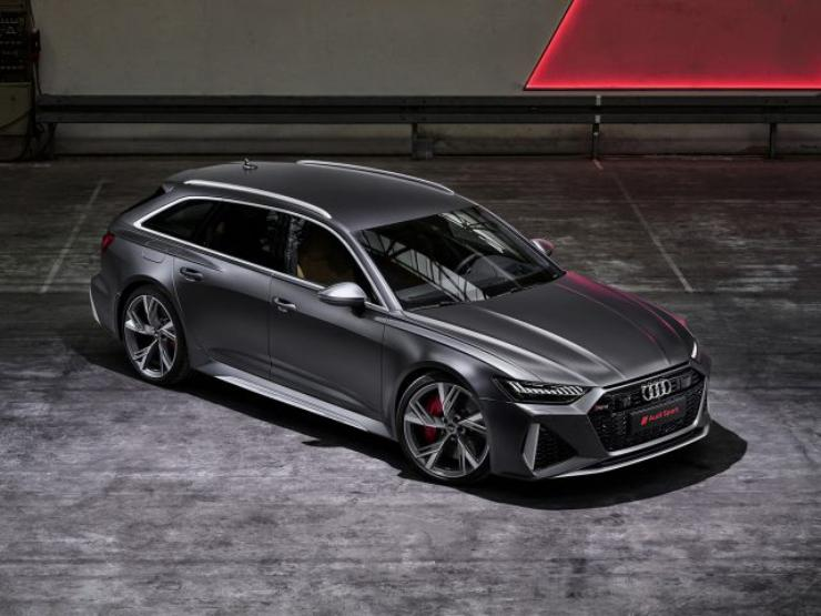 Audi Rs6 Preis