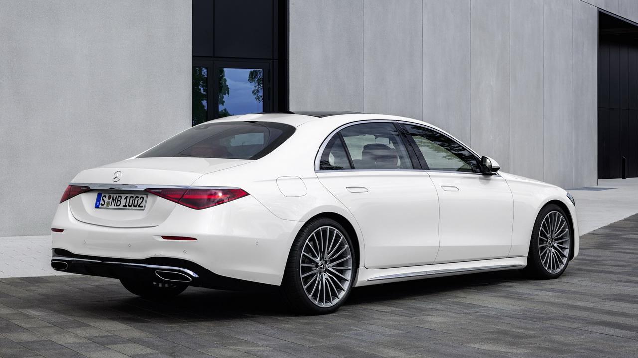 Neuer Mercedes S-Klasse 2021: Preis, Datenblatt ...