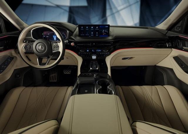 Acura MDX 2022: specifikace, cena, datum vydání
